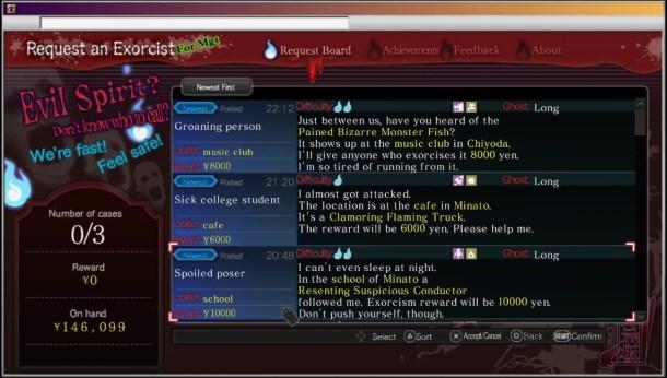 Tokyo Twilight Ghost Hunters | Message Board
