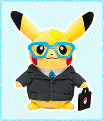Pokemon | Business Pikachu