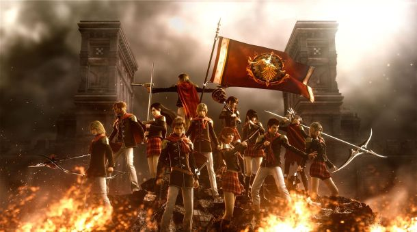 Final Fantasy Type-0 | Class Zero