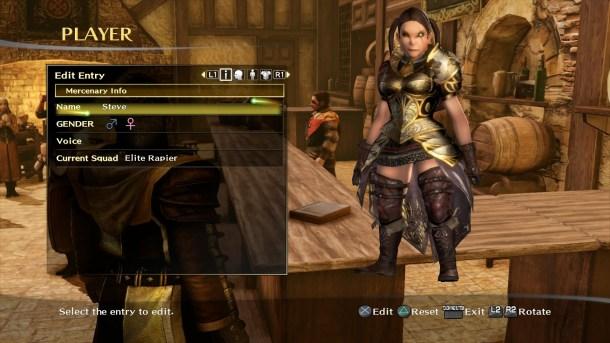 Bladestorm Nightmare | Character Customization