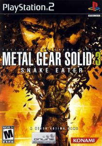 PlayStation 2 Metal Gear Solid 3