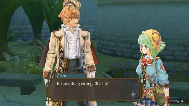 Atelier Shallie: Alchemists of the Dusk Sea | Shallotte & Albert