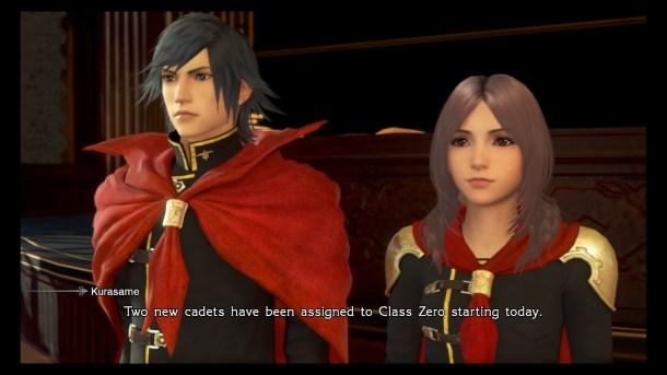 Final Fantasy Type-0 | Machina and Rem