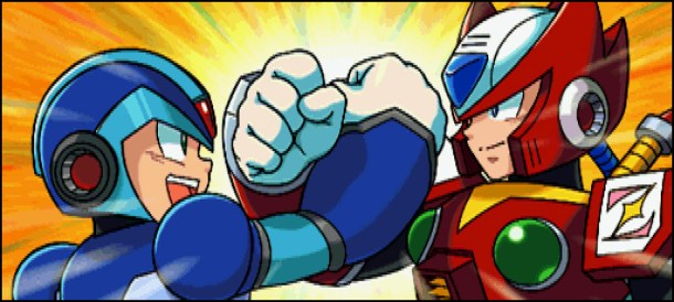 Building Character - Mega Man X | X and Zero Reunion - Mega Man X6