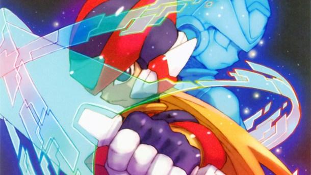 Building Character - Mega Man X | Mega Man Zero - Cyber Elf X