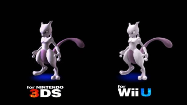Super Smash Bros. | Mewtwo