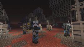 Minecraft   Mass Effect GUI