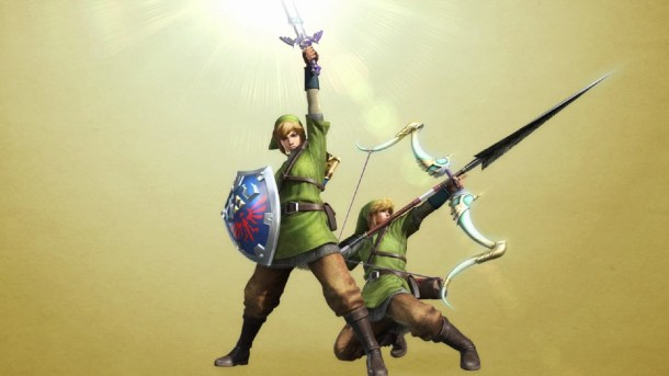 Monster Hunter 4 Ultimate DLC | Zelda Outfits
