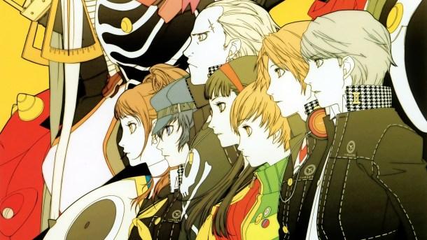 Persona 4 | Main Cast
