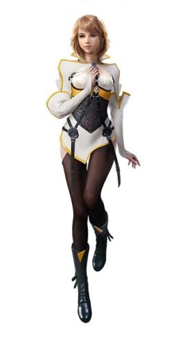 Mevius Final Fantasy - Sarah Lotte Cornelia