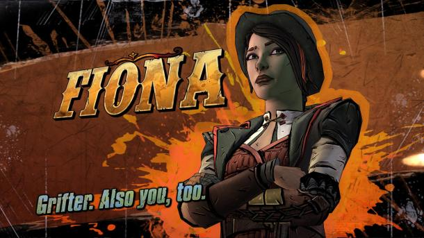 Tales from the Borderlands | Fiona