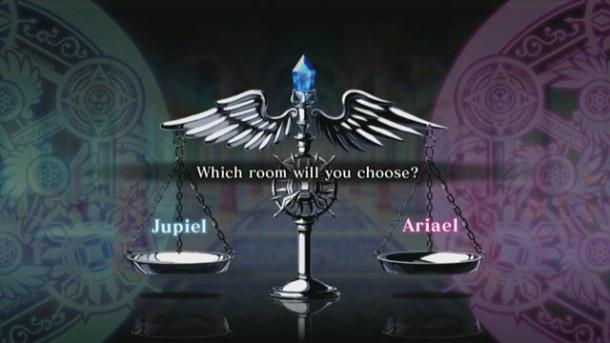 The Awakened Fate: Ultimatum | Choices