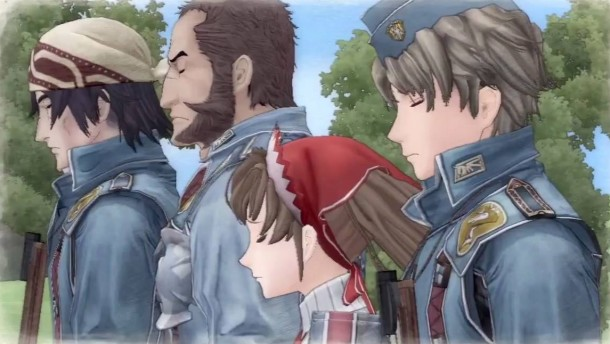 Building Character | Valkyria Chronicles - Isara's Funeral
