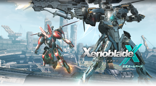 Xenoblade Chronicles X - Offical Artwork 3