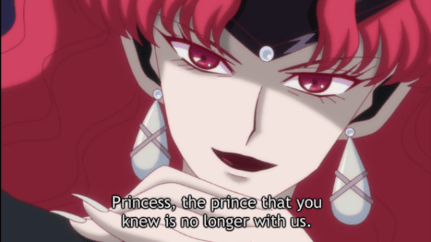 Sailor Moon Crystal Episodes 12, 13, & 14 | Your prince is in another castle