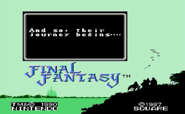 Final Fantasy | Beginning