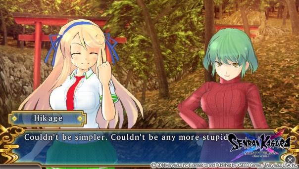 What is Senran Kagura? | Stupid