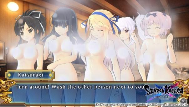 What is Senran Kagura? | Bath Time