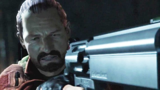 Resident Evil Revelations 2 | Barry Burton