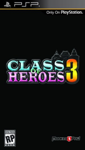 Class of Heroes 3 - Temporary Cover