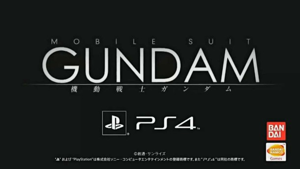 Mobile Suit Gundam PS4 | oprainfall