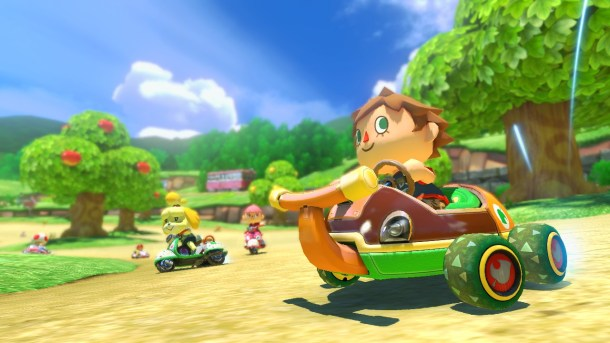 Mario Kart 8 DLC Pack 2 | oprainfall Gaming Awards: Best DLC/Expansion of 2015
