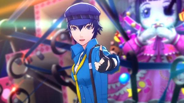 Persona 4: Dancing All Night   Naoto