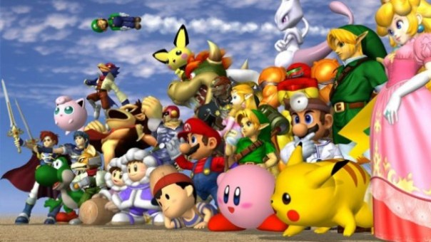 "The Idea of ""Super Smash Bros. Melee HD"" 