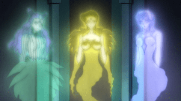 Sailor Moon Crystal Acts 15-18 | oprainfall