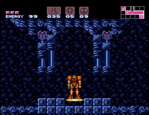 RETRO REVIEW: Super Metroid - oprainfall