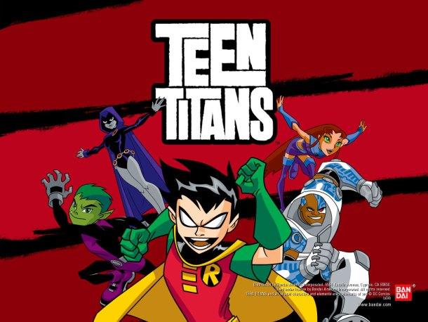Teen Titans | Raindrops