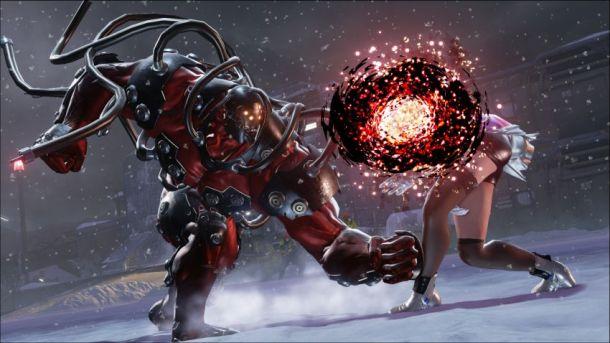 Tekken 7 | Gigas