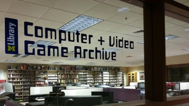 University of Michigan Computer and Video Game Archive | oprainfall