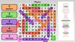 Word Search by POWGI