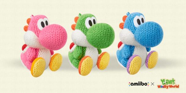 Yoshi's Woolly World | amiibo