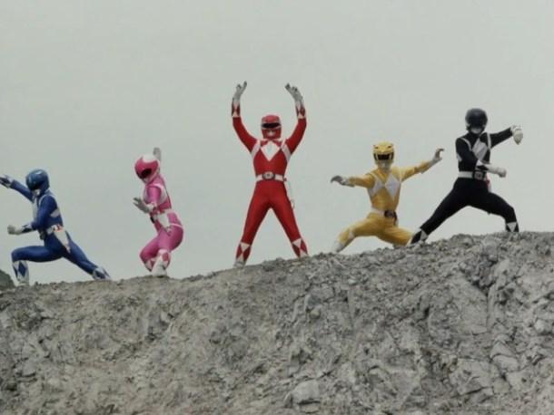 Zyuranger/Power Rangers