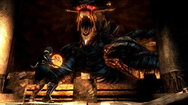 Demon's Souls | Dragon God