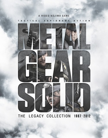 Metal Gear Solid - Hideo Kojima | oprainfall
