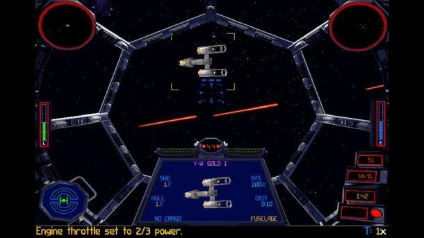 Star Wars TIE Fighter | oprainfall