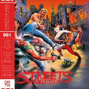 SEGA | Streets of Rage Vinyl