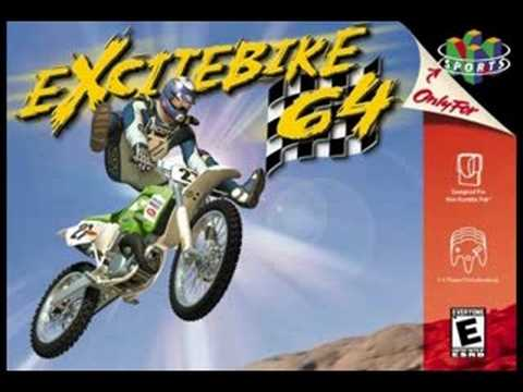 Month of May I-Excitebike 64