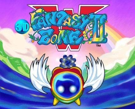Fantasy Zone II W   oprainfall