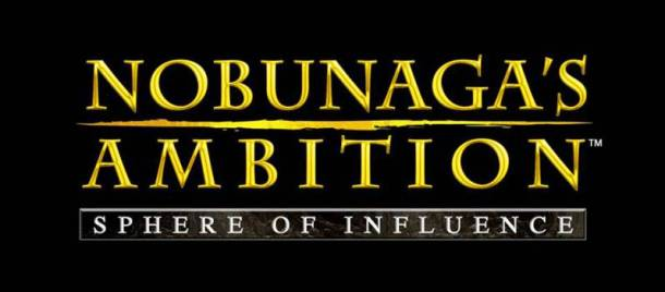 Nobunaga's Ambition - Sphere of Influence Logo