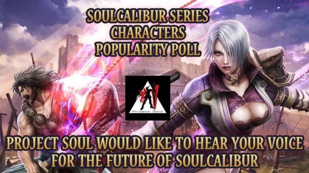 Soul Calibur Poll | oprainfall