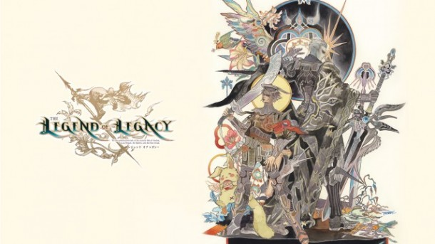 Legend of Legacy | Art