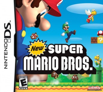 New Super Mario Bros. Cover Art