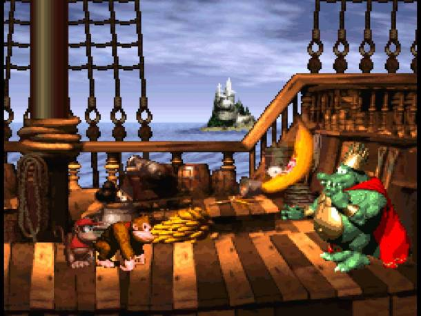 Donkey Kong Country   King K. Rool