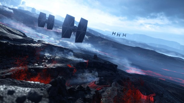 Star Wars Battlefront | oprainfall