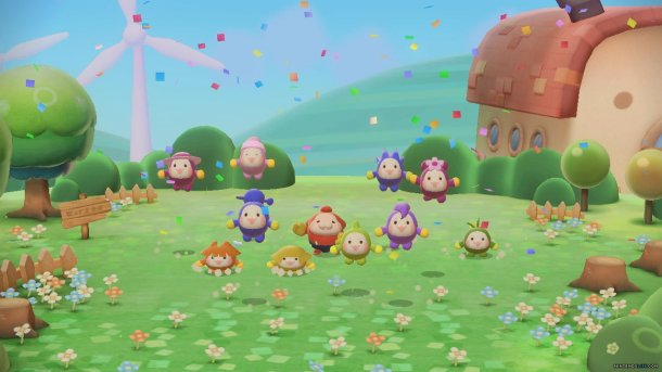 Pushmo World | Think of the Children!