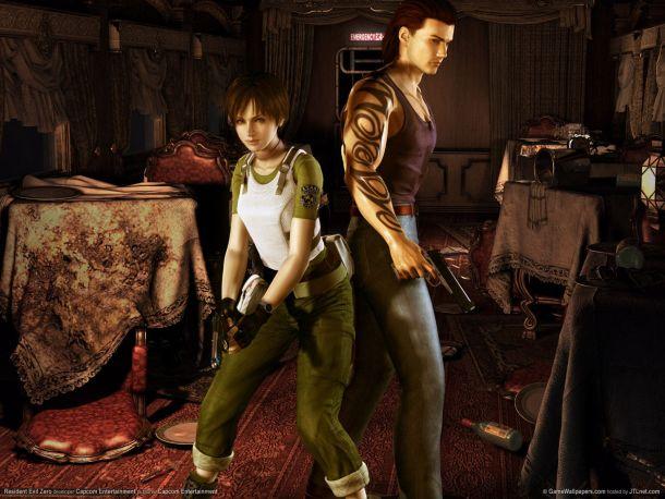 Resident Evil 0 | oprainfall